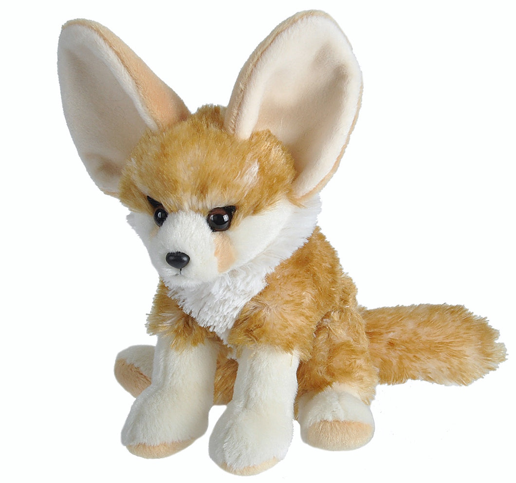 WILD REPUBLIC Cuddlekins Mini FENNEC FOX SOFT PLUSH TOY