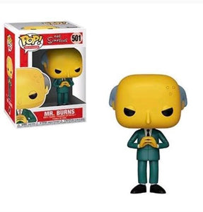 Simpsons - Mr Burns Pop Vinyl! 501