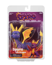 "Spyro the Dragon - Spyro the Dragon 7"" Action Figure"