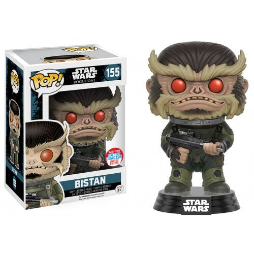 Star Wars: Rogue One - Bistan NYCC 2016 US Exclusive Pop Vinyl! 155