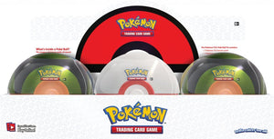 POKEMON TCG POKE BALL TIN