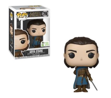 Game of Thrones Arya Season 9 ECCC 2019 US Exclusive Pop! Vinyl 76