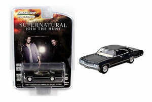 1:64 SUPERNATURAL 1967 CHEVROLET IMPALA SEDAN
