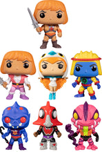 Masters of the Universe - Sy Klone Pop Vinyl! 995