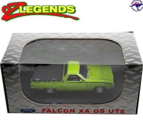 FORD XA GS UTE FORD LIME GLAZE 1:32