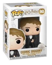 Harry Potter - Cedric Diggory Yule Pop Vinyl! 90