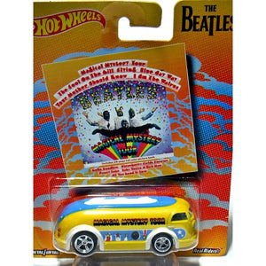 Hot Wheels The Beatles Magical Mystery Tour Haulin Gas 1:64 2017