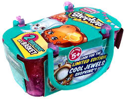 Shopkins Season 3: Mini Figure 2-Pack in a Basket