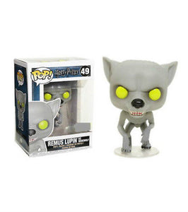 Harry Potter - Remus Lupin as Werewolf US Exclusive Pop Vinyl 49