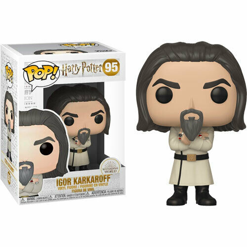 Harry Potter Igor Karkaroff (Yule) Pop Vinyl! 95