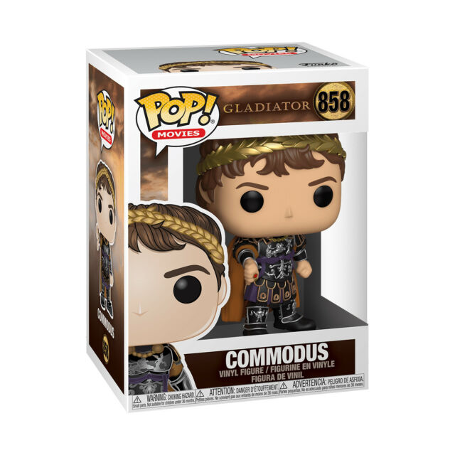 Gladiator Commodus Pop Vinyl! 858