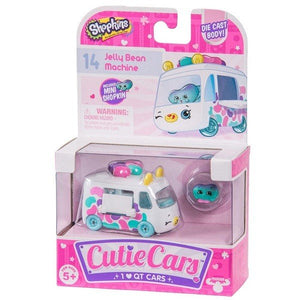 Shopkins Cutie Cars No 14 - Jelly Bean Machine