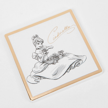 DISNEY COLLECTIBLE  COASTER: CINDERELLA
