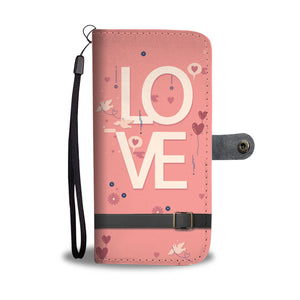Love Wallet Phone Case