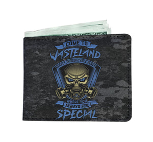 Fallout 4 Come To The Wasteland Men's Wallet