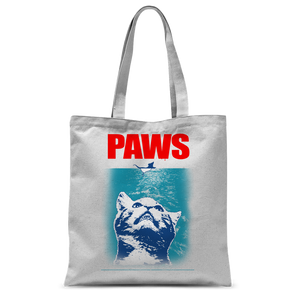 PAWS Classic Sublimation Tote Bag