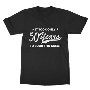 It Took 50 Years Classic Adult T-Shirt