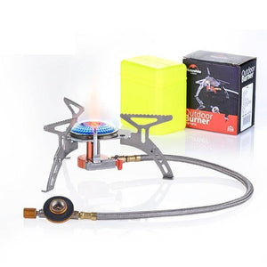 Outdoor Gas Burner for Camping