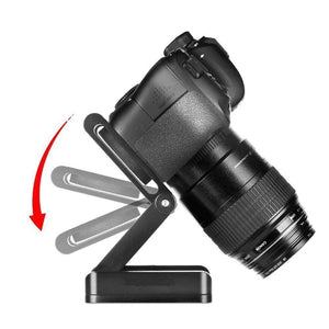 Flexible Camera Tripod Head Z Pan & Tilt Flex
