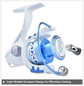 Spinning Fishing Reel (5.5- 9kg Drag)