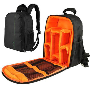 Waterproof Camera Backpack (4 Colors)