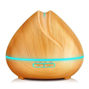Aroma Ultrasonic Essential Oils Diffuser 400ml
