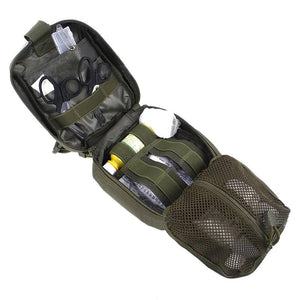 Tactical First Aid Kit Bag