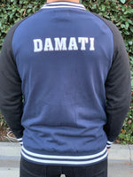 DMT 1219 NAVY+BLACK