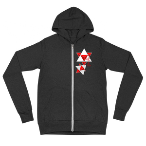 Shape of Kung Fu Geometry Hoodie