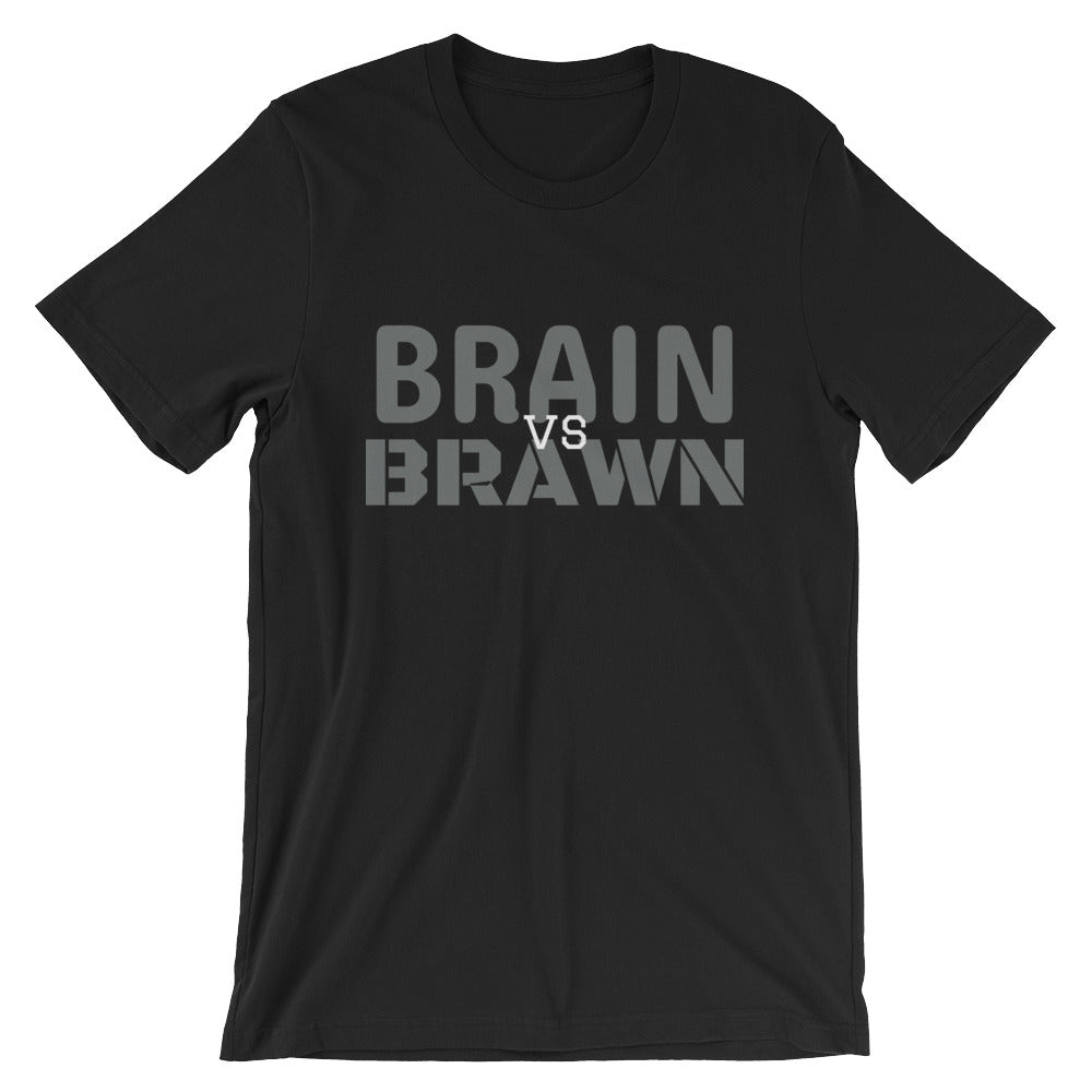 Brain vs Brawn Official T-Shirt