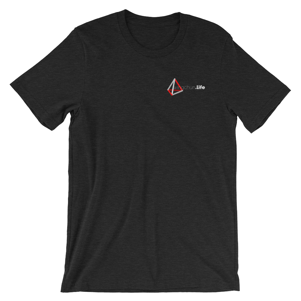 Wing Chun Life Short-Sleeve Unisex T-Shirt