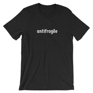 Antifragile Short-Sleeve Unisex T-Shirt