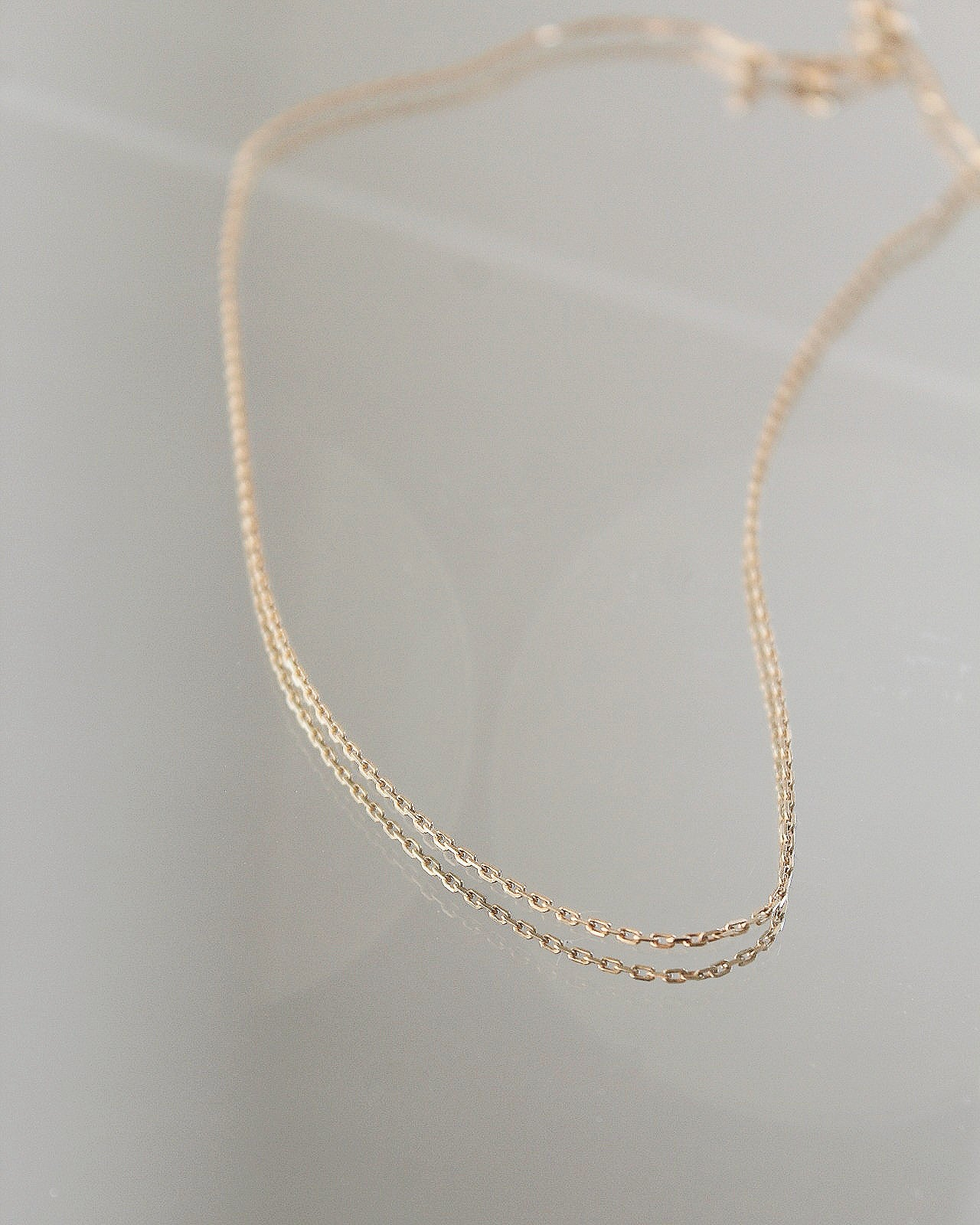 Vermeil Chain Necklace