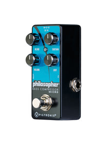 Pigtronix Philospher Bass Compressor Micro