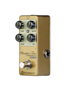Pigtronix Philosopher's Tone Germanium Gold Compressor Micro