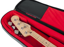 Gator Transit Series Bass Guitar Bag-Gray