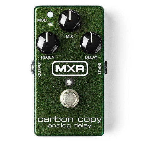 MXR M169 Carbon Coby Analog Delay