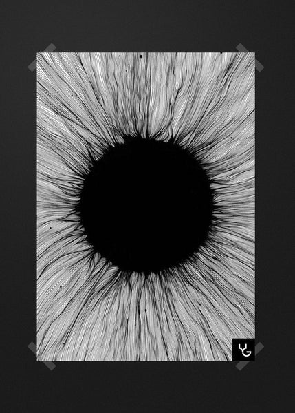 Abstract eye
