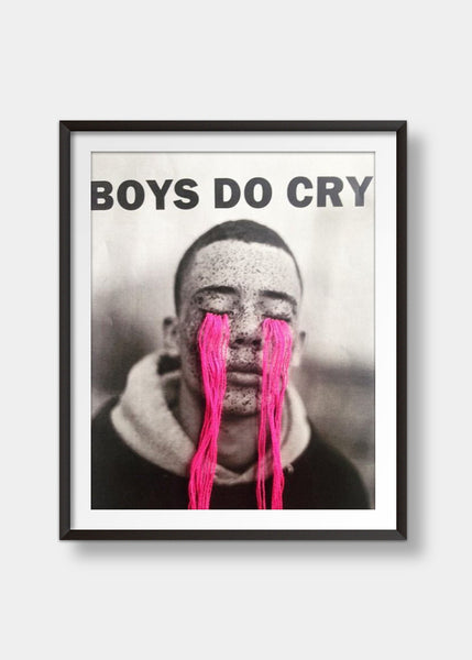 Boys do cry