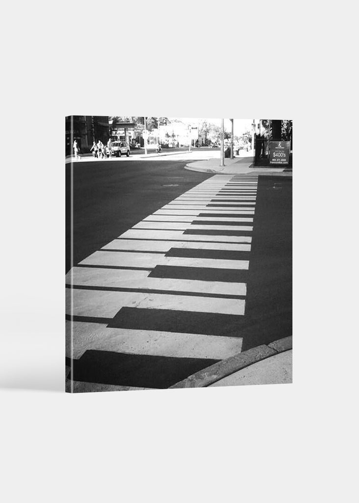 Piano pedestrian crossing