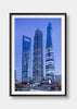 World's second-tallest building in Shanghai