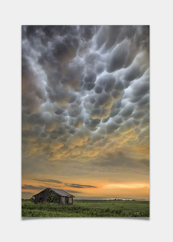Spectacular clouds