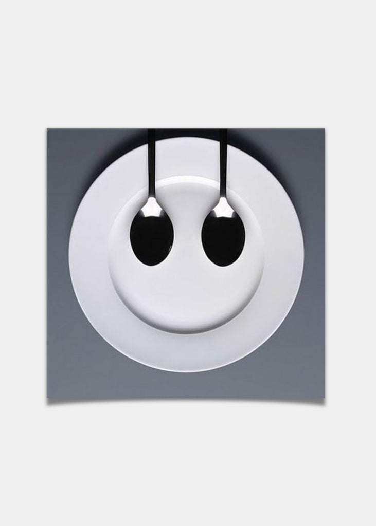 Smiley cutlery