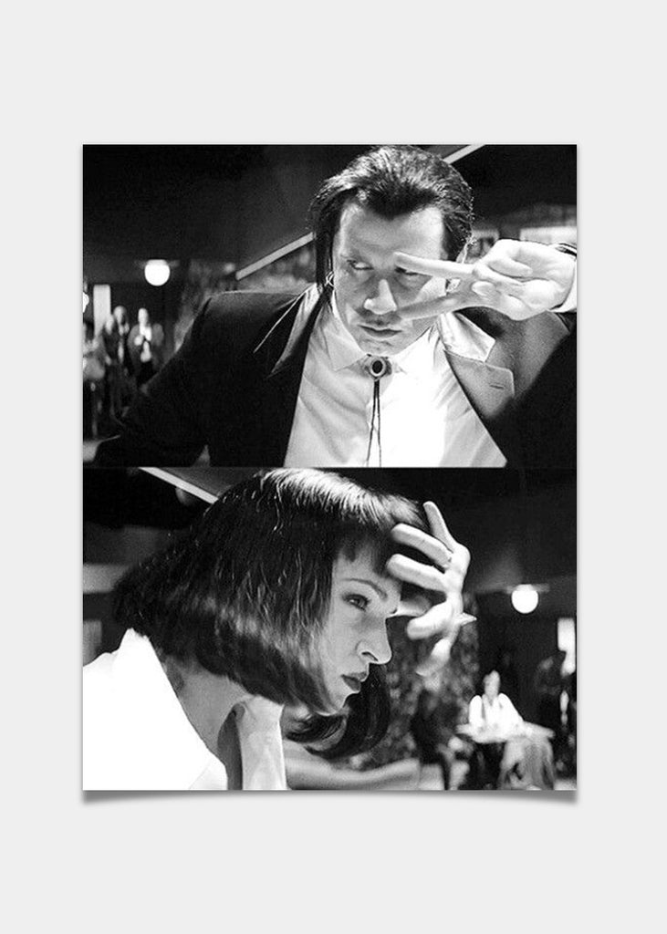 Pulp Fiction the dance