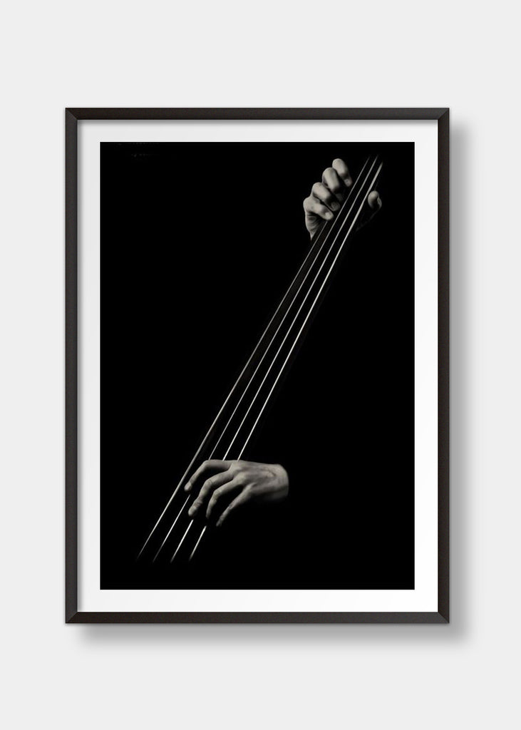 Play the bass