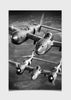 P38 lightning fighter