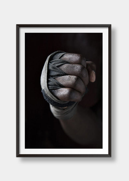 Fighter fist