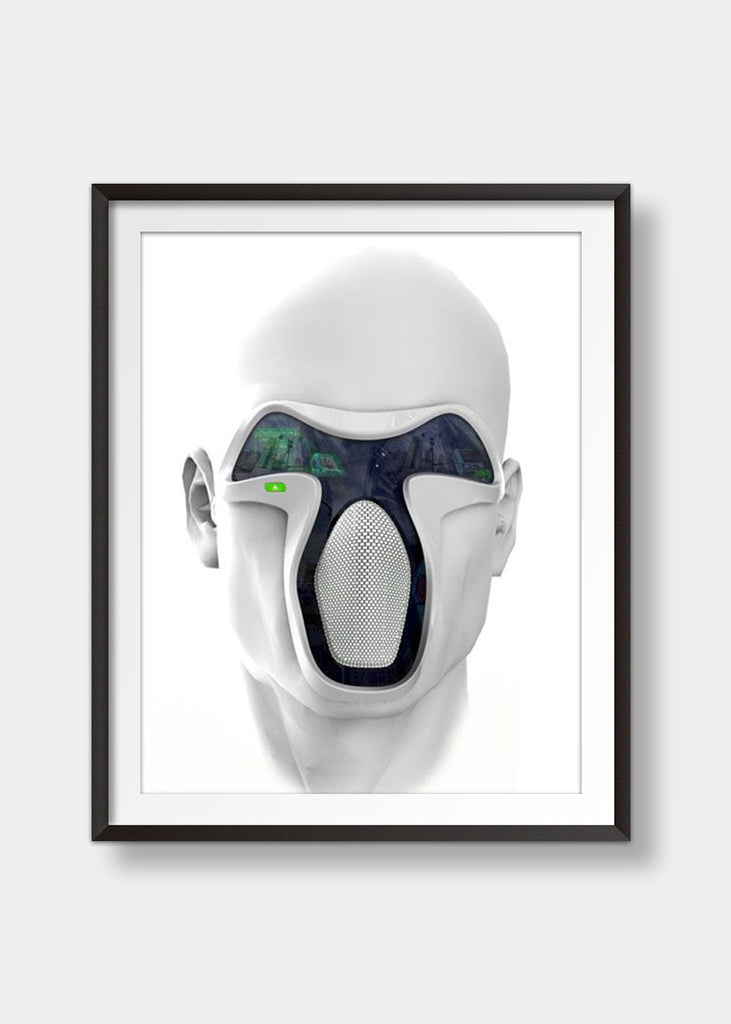 Technology future mask
