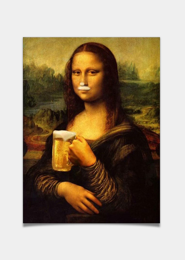 Mona beer Lisa