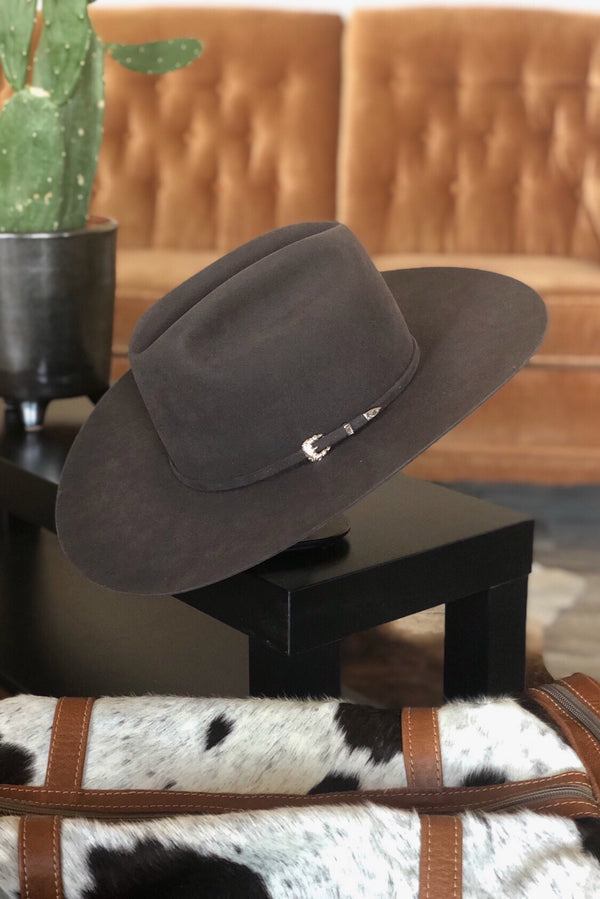Greeley Hatworks - Gunmetal Gray